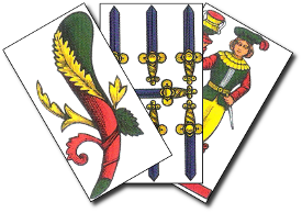 Scopa badge